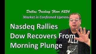 Dallas Trading Floor LIVE - March 19, 2021