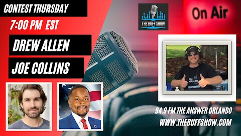 Thursday with Congressional Candidate Joe Collins