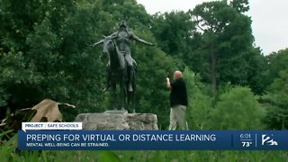 Prepping for virtual or distance learning