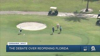 Gov. DeSantis to announce Florida's reopening plan