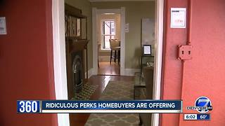 Colorado home buyers offering crazy perks in wild real estate market