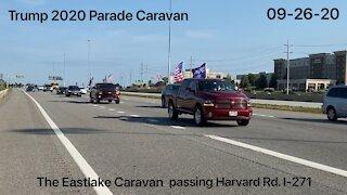 Trump 2020 Parade Caravan