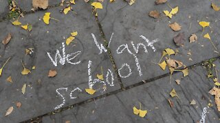NYC Schools Reopen For Pre-K, Elementary Students