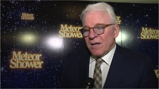 Steve Martin Details His COVID-19 Vaccine Experience