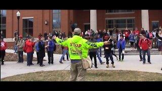 Western Kentucky University Sinners & Hypocrites   Kerrigan Skelly - PinPoint Evangelism