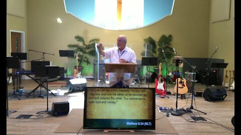 Worship service 7-4-21
