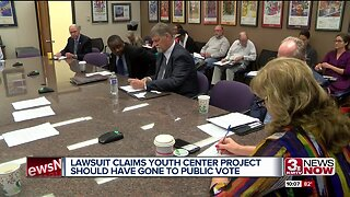 Lawsuit claims youth center project should have gone to public vote