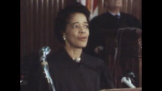 Wisconsin's first African American judge (August 31st, 1971)