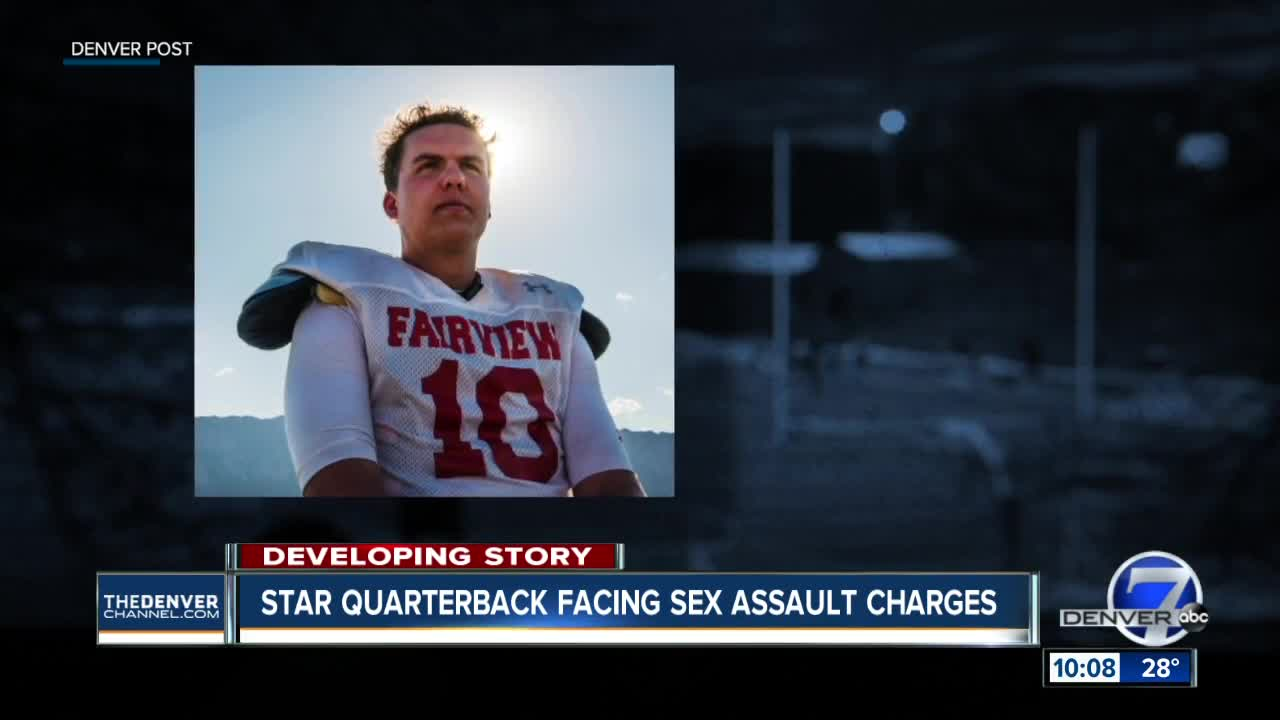 Star high school quarterback from Boulder arrested on sexual assault charges