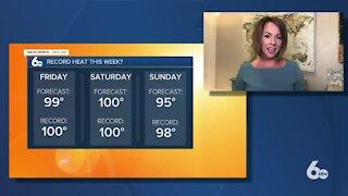 Rachel Garceau's Idaho News 6 forecast 9/2/20