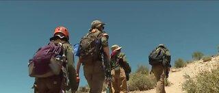 Increasing heat threatens hikers around Las Vegas Valley
