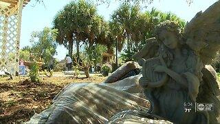 Restoring Carlie Brucia's garden
