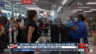 The Rebound Kern County: Getting your money back from an airline