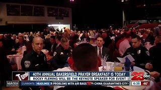 40th Annual Bakersfield Prayer Breakfast