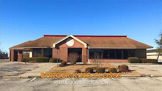 Burger King Closes