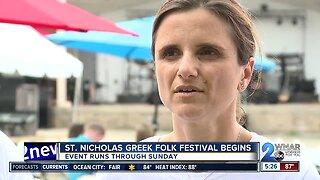 St. Nicholas Greek Folk Festival brings Greece to Baltimore