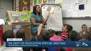 OK Board of Education to hold special meeting
