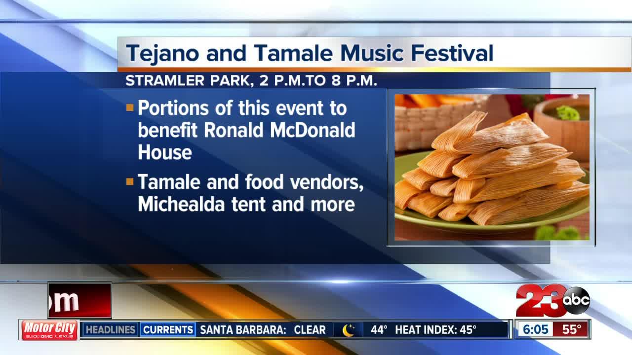 Inaugural Tejano and Tamale Music Festival