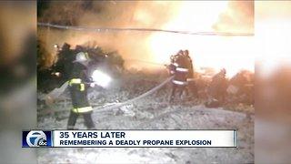 Remembering 35th anniversary of Buffalo propane explosion