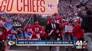 Chiefs unified the city during their 1969 Super Bowl season