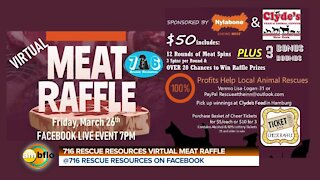 716 Rescue Resources virtual meat raffle fundraiser