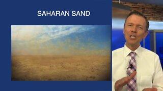Saharan Sand | Greg's Geek Fix