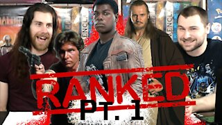 Our Star Wars Rankings (pt. 1) -Entertainment Tuesday's-