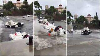 Il ciclone Zorba arriva in Grecia