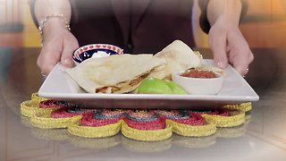 What's for Dinner? - Chicken Quesadillas
