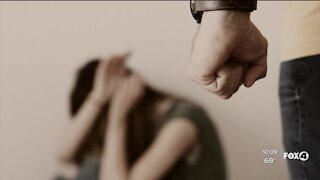 Domestic violence on the rise