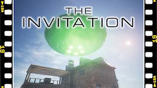 Alien Contact - THE INVITATION - Short Movie Big Message