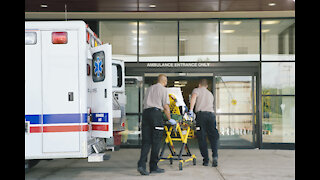 Stroke: Why Waiting for an Ambulance is Better than Driving to the Hospital