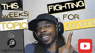 """""""Logik's View"""" Topic: Fighting for Justice!: MI Tribe under attack!"""