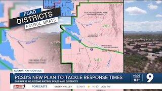 Pima County Sheriff adjusting beats, districts to address response times