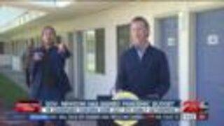 Governor Newsom signs pandemic budget