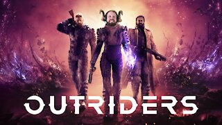Outriders: A First Look