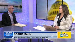 Joe Weber, Just the News' News Editor on news of the day