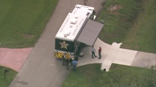 Chopper 5 video of SWAT Team shooting in Martin County