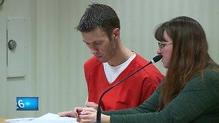Crime spree suspect in court