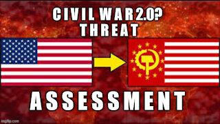 Civil War in America (Part 2) THREAT ASSESSMENT