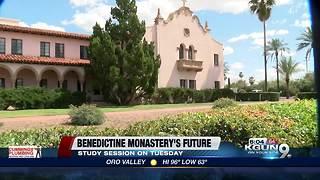 The future of Benedictine Monastery