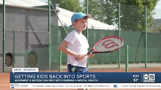 The BULLetin Board: Getting kids back into sports could help your child's mental health