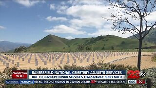 Bakersfield National Cemetery adjusts service due to COVID-19