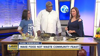 Make Food Not Waste event returns to Eastern Market