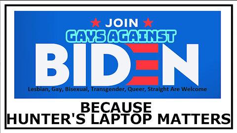 Mad Maxine Helping Gays Against Biden Resist