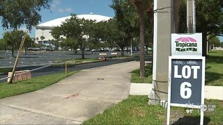 St. Pete now accepting development proposals for the Tropicana Field site