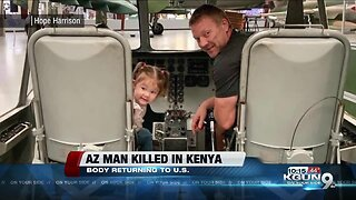 Tucson man among victims in deadly Kenya military base attack