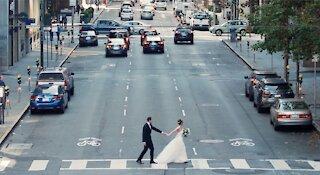 San Francisco Cinematic Wedding | Uforia Weddings