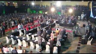 SOUTH AFRICA - Pretoria - State of the Province address - Video (c3K)