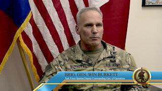 Task Force Spartan Leader Shares Desert Storm Memory